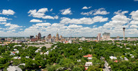 SA Skyline from Pioneer Tower-35mm-pano